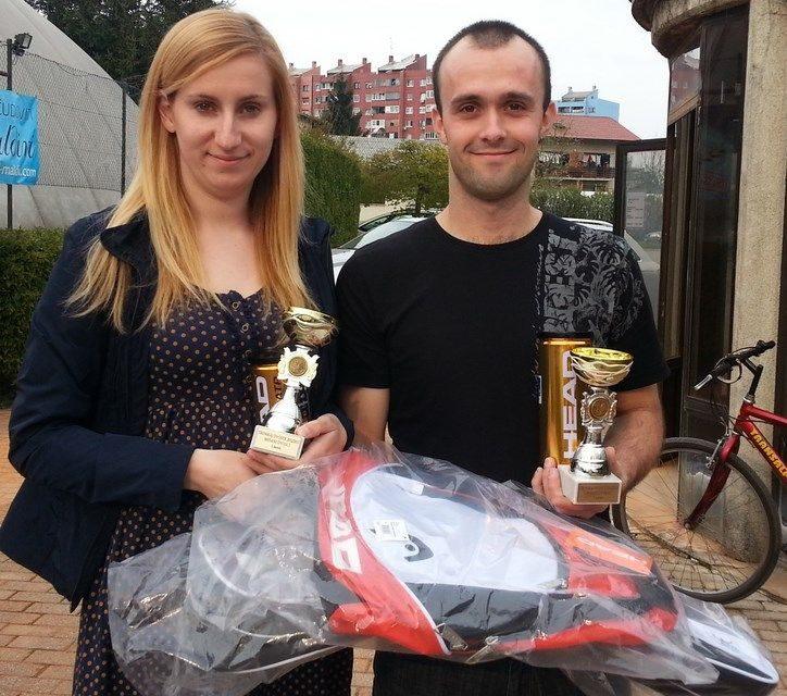 Ana in Simon uspešna..Čestitamo..