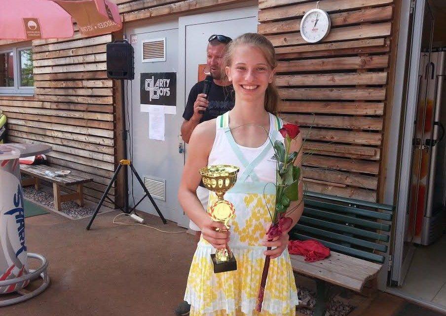 Pokal predsednice kluba 2014