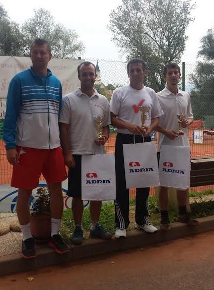 Beli teniški turnir 2014