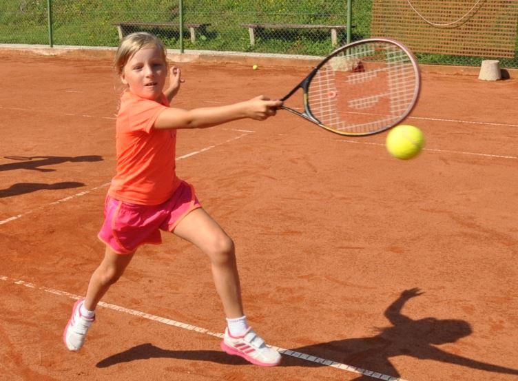 Vpis otrok v teniški vrtec