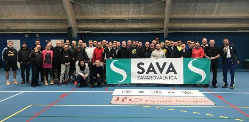 ZAVAROVALNICA SAVA DOUBLE 2020