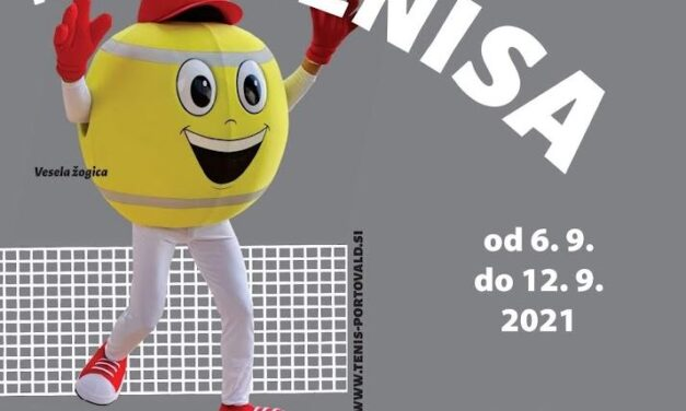 TEDEN TENISA 2021