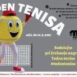 označi prispevek #tedentenisa